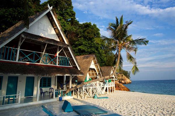 Alang's Rawa Resort at Rawa Island