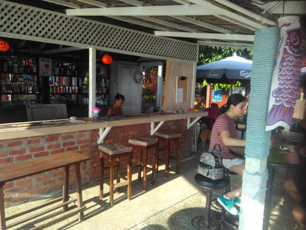 B&J Bar At Air Batang Tioman