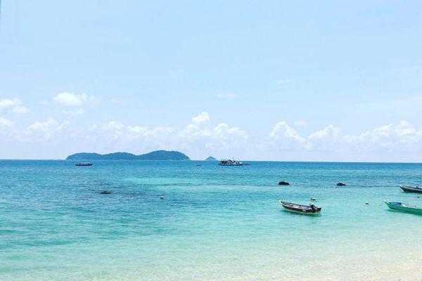 2D1N Tioman Salang Indah Resort Snorkeling Package
