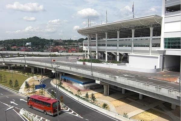 Bus Terminal Bersepadu Selatan to Mersing