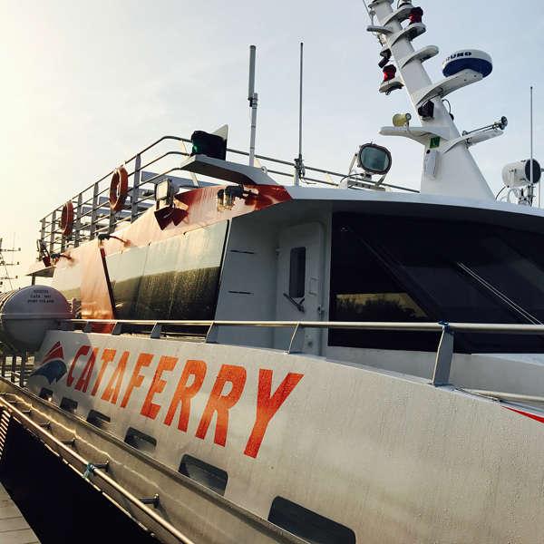 Cataferry Ferry