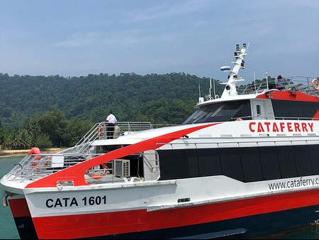 Cataferry Ferry