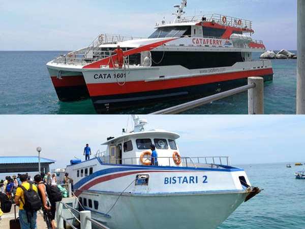 Ferry Operators to Tioman Island