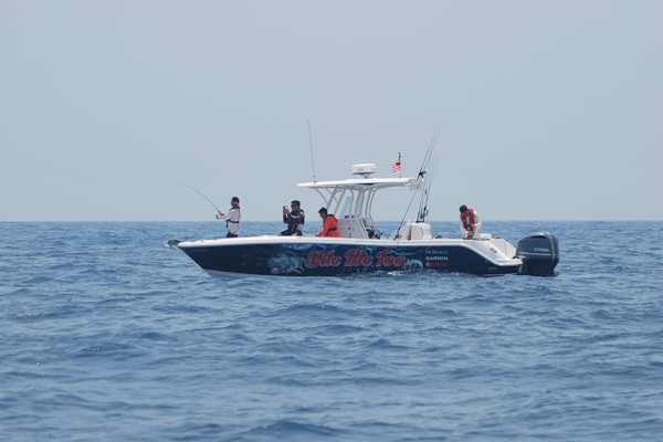Fishing trip around Tioman Island