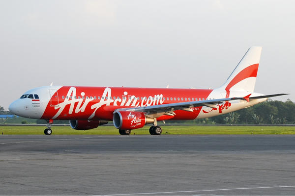 AirAsia Flight from Penang to KLIA2