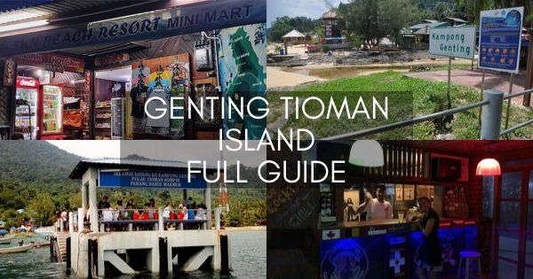 Genting Tioman Island