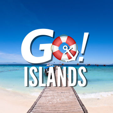 Goislands Facebook Logo - Tioman and Rawa Island Packages