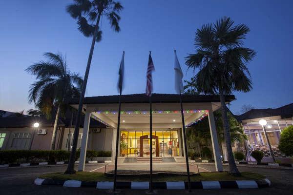 Hotel Seri Malaysia Rompin near Tanjung Gemok Jetty