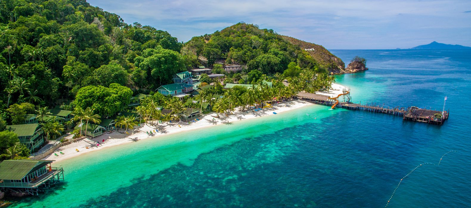 Rawa Island Full Board Package