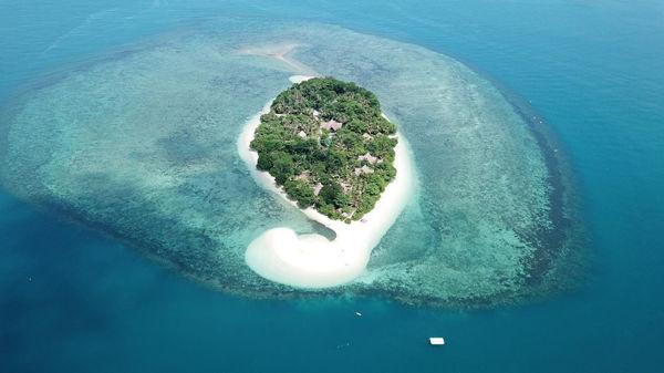 Joyo Island, Indonesia