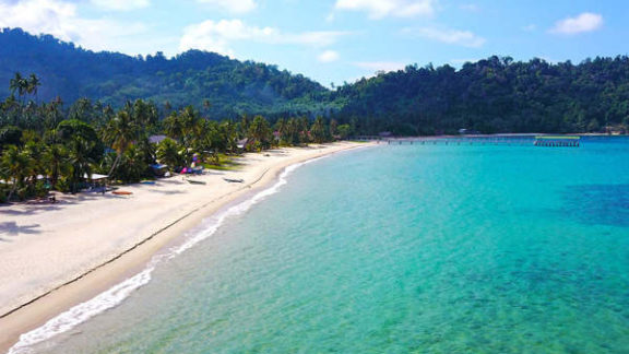 Juara Beach at Tioman Island