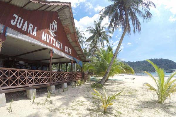 Juara Mutiara Cafe At Juara Mutiara Resort