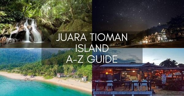Juara Tioman Island
