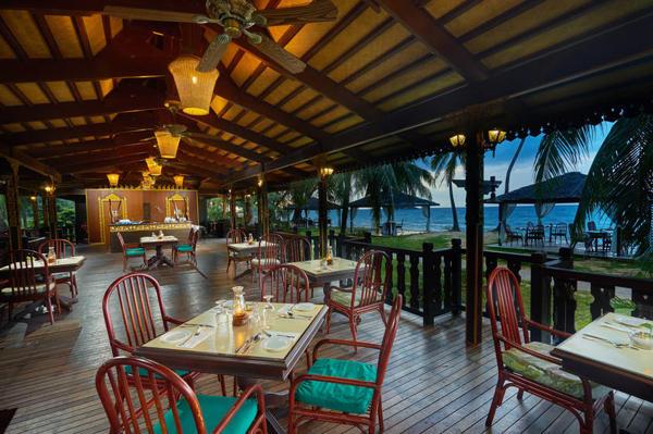 Matahari Restaurant at Berjaya Tioman Resort