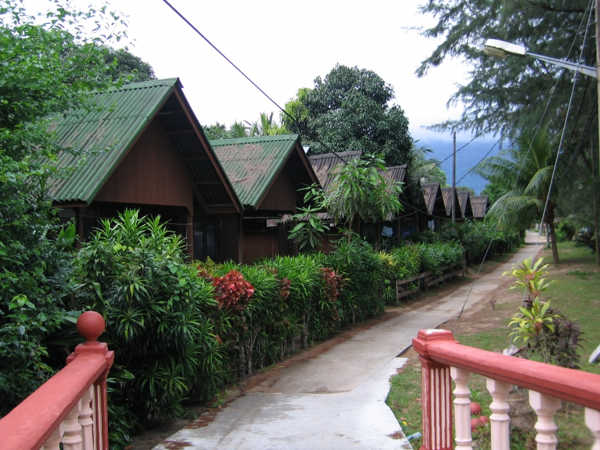 Mawar Beach Chalet At Air Batang Tioman