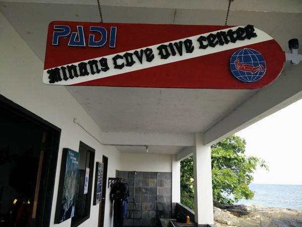 Minang Cove Dive Centre