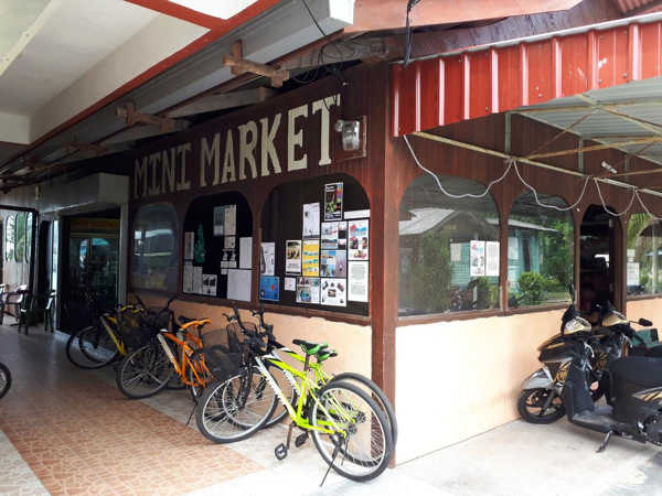 Mini Market At Juara Mutiara Resort