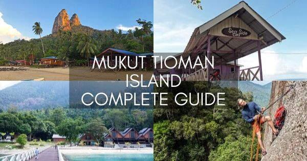 Mukut Tioman Island