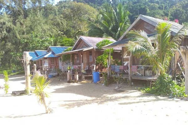 Nipah Chalet Beach Front