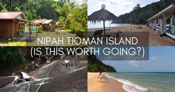 Nipah Tioman Island