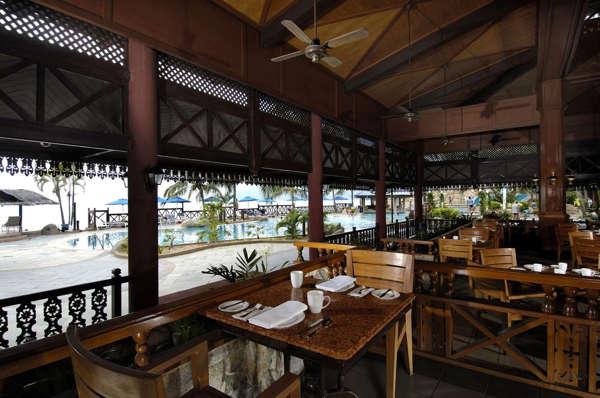 On-site Restaurant At Berjaya Tioman Resort