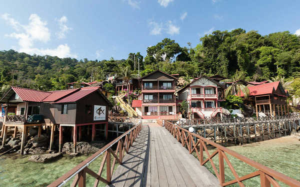Panuba Inn Resort At Air Batang Tioman