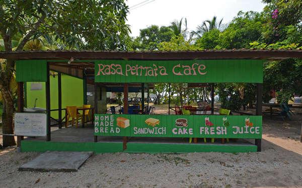 Rasa Permata Cafe At Juara Tioman
