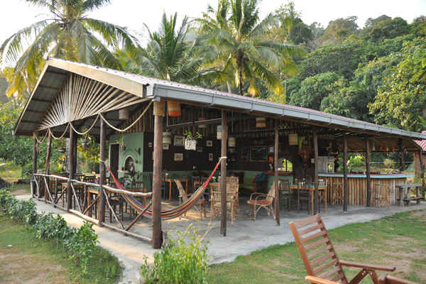Restaurant At Nipah Tioman Island
