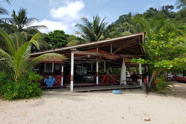 Riverview Resort Entrance