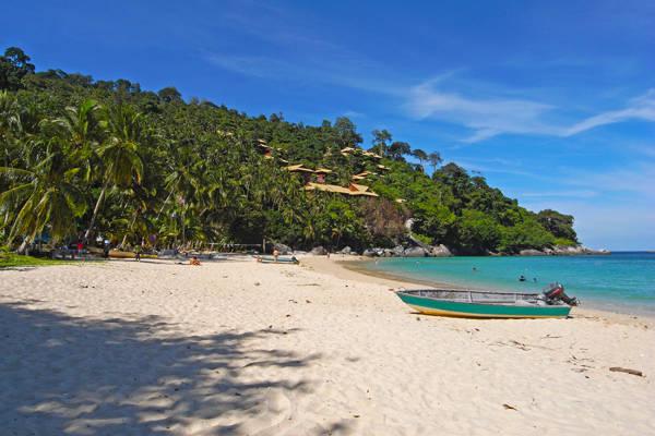 Salang Beachfront At Tioman Island