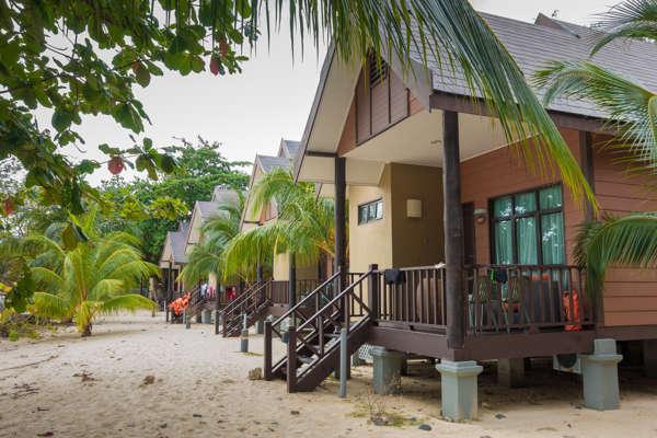 Sea View Rooms At Tunamaya Beach & Spa Resort