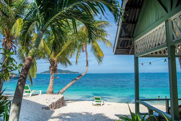 Seaview at Rawa Island Resort