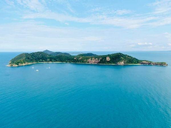 Sibu Island At Mersing, Johor