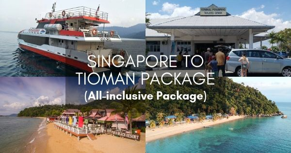 Singapore To Tioman Package