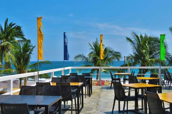 Skybar At Barat Tioman Beach Resort