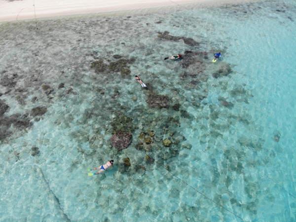 Snorkeling At Dayang Island