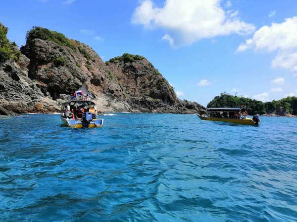 Snorkeling Trip To Mentigi Island