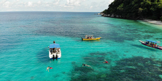 Aman Tioman Beach Resort 3D2N Snorkeling Package