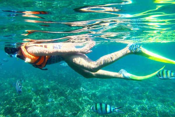 Snorkelling Trip at Renggis Island