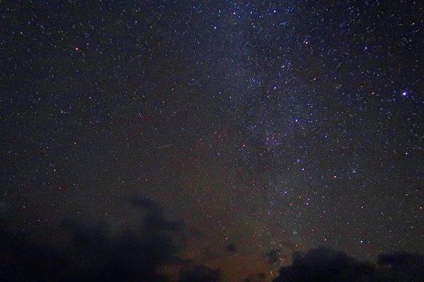Star Gazing At Joyo Island