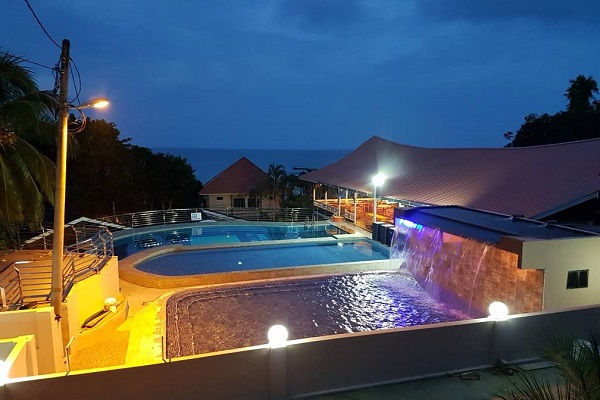 Swimming Pool at Sun Beach Resort