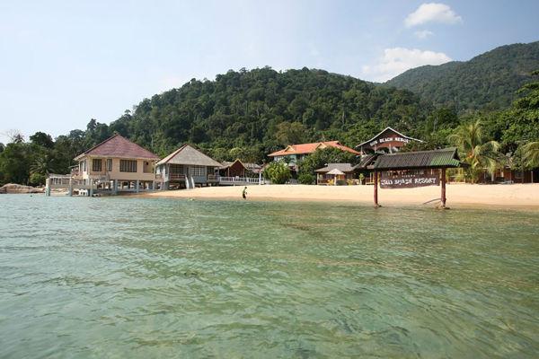 un Beach Resort at Genting Village Tioman Island
