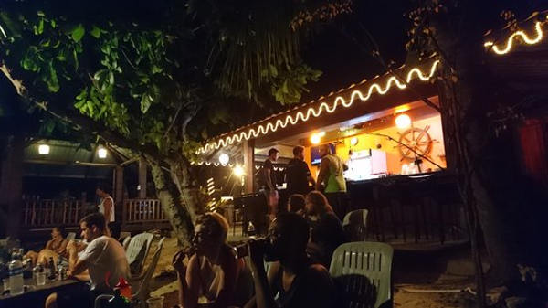 Sunset Bar At Air Batang Tioman