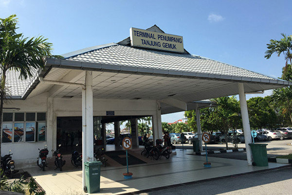 Tanjung Gemuk Jetty Johor