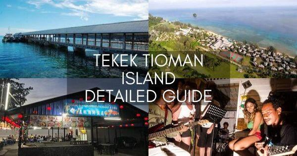 Tekek Tioman Island
