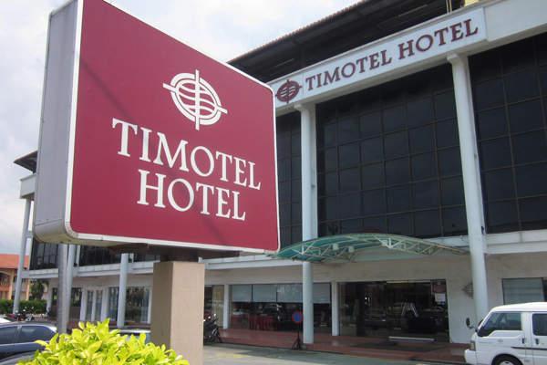 Timotel Hotel near Mersing Jetty