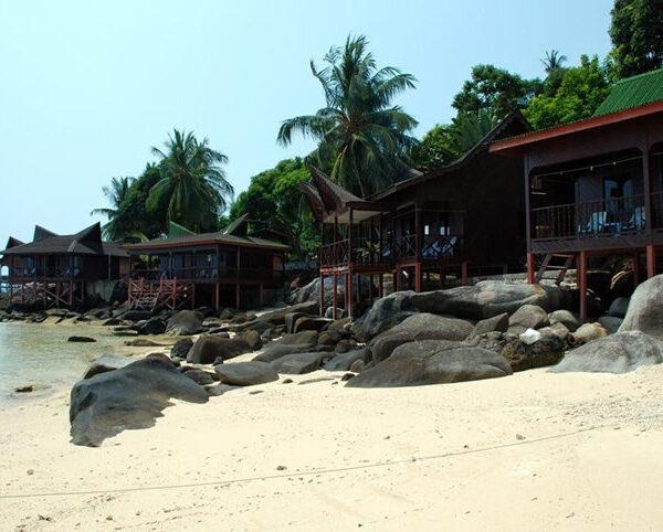 Salang Indah Resort at Pulau Tioman