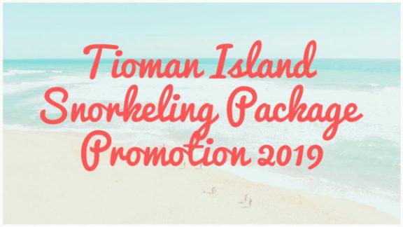 Tioman Island Snorkeling Package