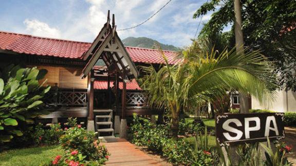 3D2N Tioman Paya Beach Resort Spa Package
