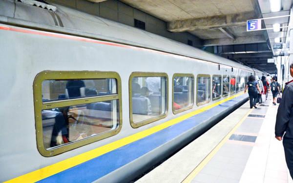 Train To Johor Bahru From Singapore
